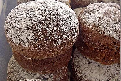 Schoko in Schoko Muffins 15