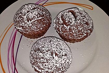 Schoko in Schoko Muffins 21