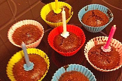 Schoko in Schoko Muffins 34