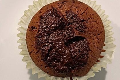 Schoko in Schoko Muffins 17