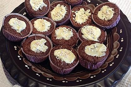 Schoko in Schoko Muffins 46