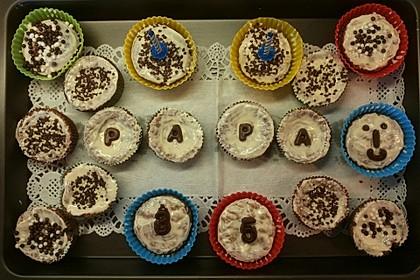 Schoko in Schoko Muffins 30