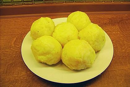 Kartoffelklöße halb und halb 1