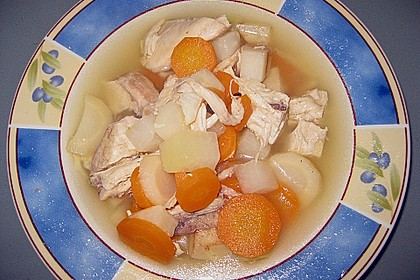 Hühnersuppe 8
