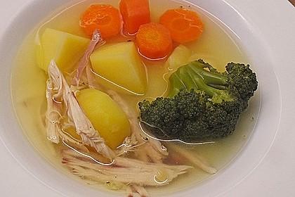 Hühnersuppe 1