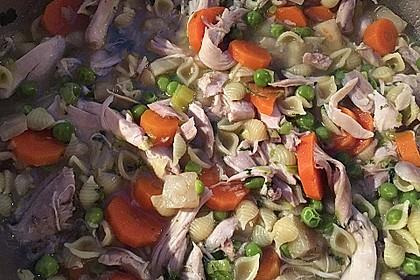 Hühnersuppe 10