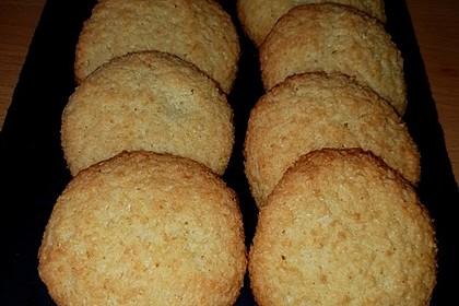 Coconut Crisp Cookies 3