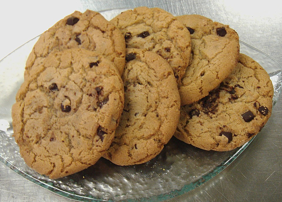Cookies rezept mit schokostuckchen