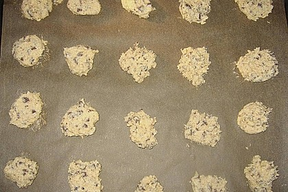 Coconut Crisp Cookies 7