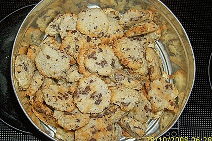 Coconut Crisp Cookies 1