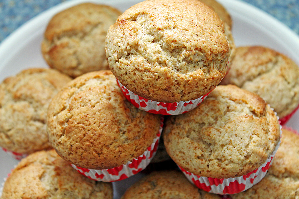 zitronen muffins mit wei er schokolade rezept mit bild. Black Bedroom Furniture Sets. Home Design Ideas
