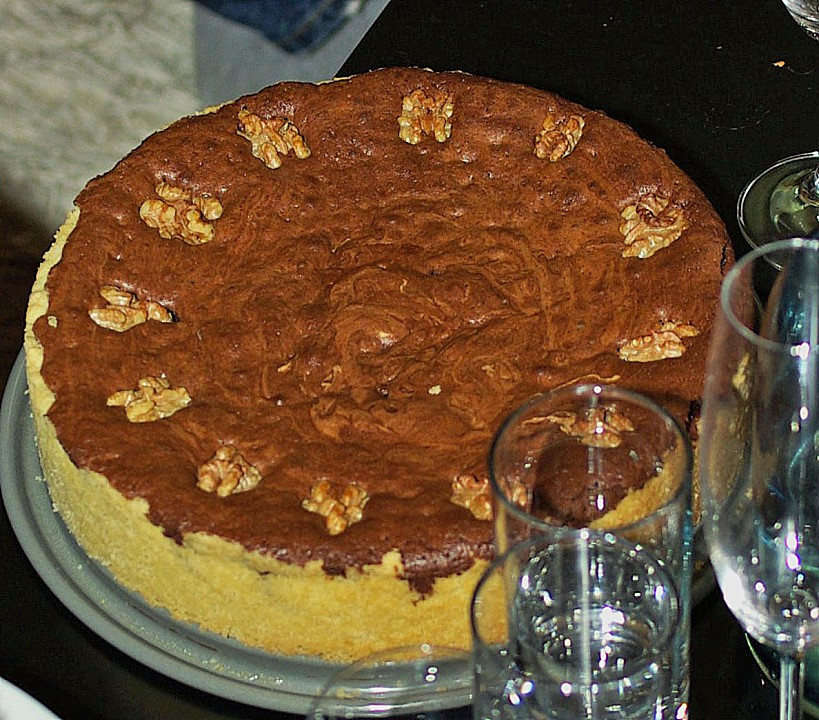 Caribbean Fudge Pie 2