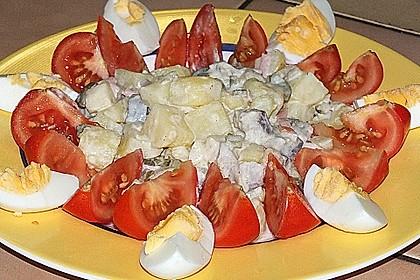 Sächsischer Herings-Kartoffelsalat 4