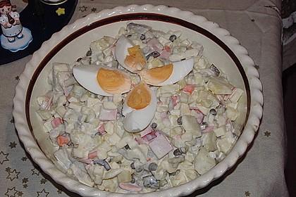 Sächsischer Herings-Kartoffelsalat 1