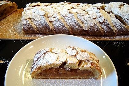 Apfelkuchen aus Hefemürbteig 31