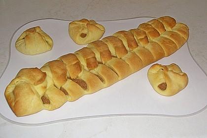 Apfelkuchen aus Hefemürbteig 95