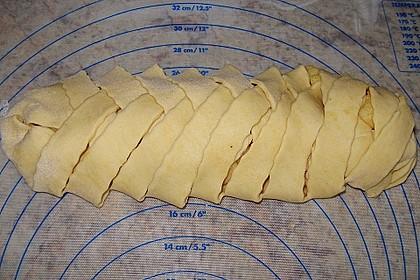 Apfelkuchen aus Hefemürbteig 78