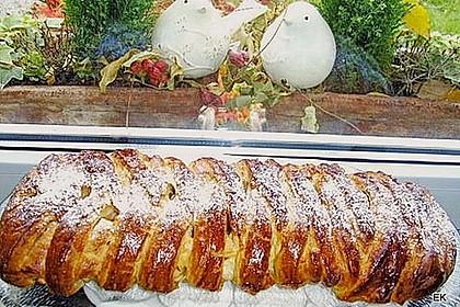 Apfelkuchen aus Hefemürbteig 97