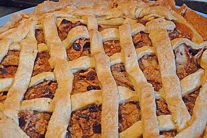 Apfelkuchen aus Hefemürbteig 113