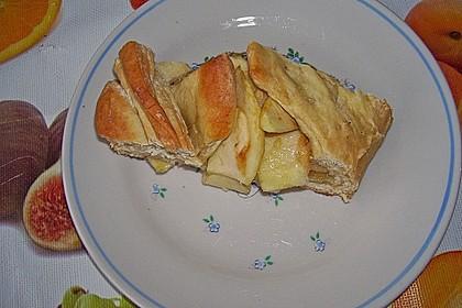 Apfelkuchen aus Hefemürbteig 102