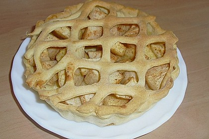 Apfelkuchen aus Hefemürbteig 98