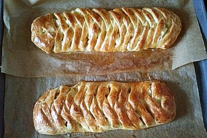 Apfelkuchen aus Hefemürbteig 93