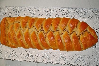 Apfelkuchen aus Hefemürbteig 45