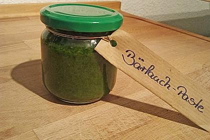 Bärlauch-Gewürzpaste 6