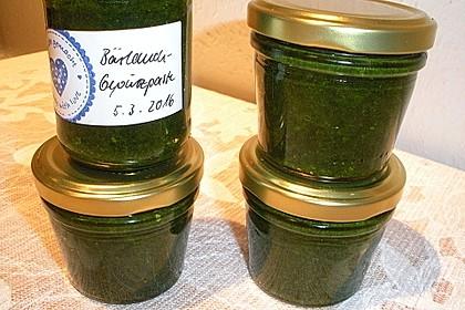 Bärlauch-Gewürzpaste 11