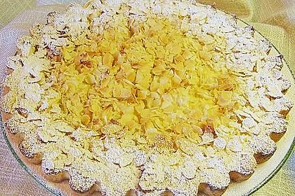 Apfelkuchen mit Amaretto - Sahne - Guss 38