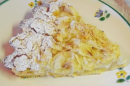 Apfelkuchen mit Amaretto - Sahne - Guss 14