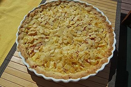 Apfelkuchen mit Amaretto - Sahne - Guss 19