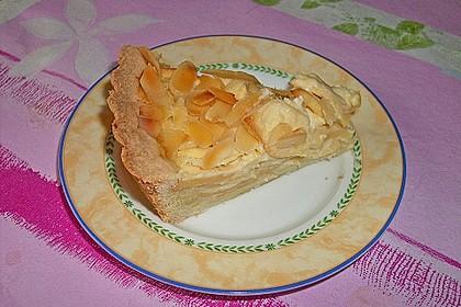 Apfelkuchen mit Amaretto - Sahne - Guss 28