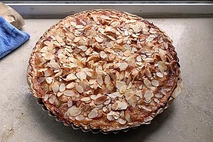 Apfelkuchen mit Amaretto - Sahne - Guss 23