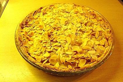 Apfelkuchen mit Amaretto - Sahne - Guss 34