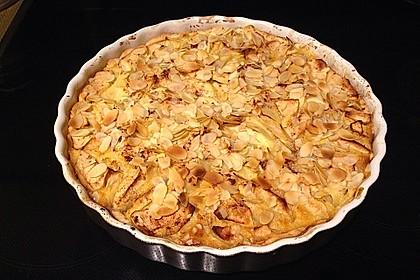 Apfelkuchen mit Amaretto - Sahne - Guss 33