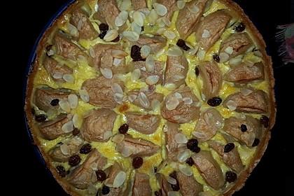 Apfelkuchen mit Amaretto - Sahne - Guss 32