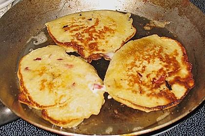 Chrissis würzige Apple - Pancakes 6