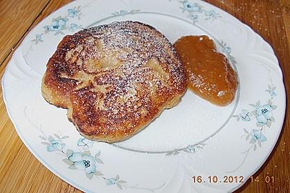 Chrissis würzige Apple - Pancakes 2
