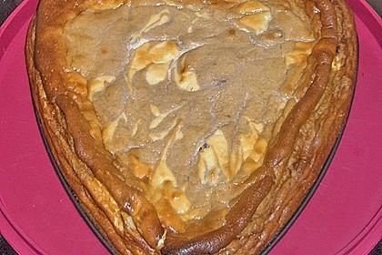 Chrissis Cranberry - Käsekuchen 1
