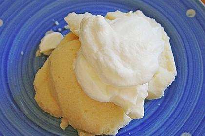 Zitronen - Dessert - Creme