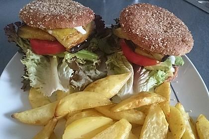 Tomaten-Auberginen-Avocado-Burger 39