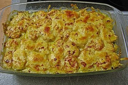Eier - Kartoffel - Auflauf