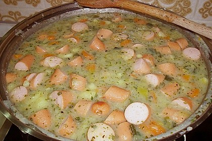 Kartoffelsuppe 40