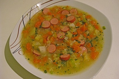 Kartoffelsuppe 7