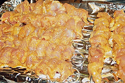 Honig-Fleisch-Fackeln 28