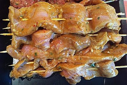 Honig-Fleisch-Fackeln 21