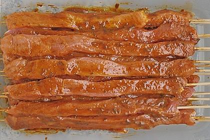 Honig-Fleisch-Fackeln 17