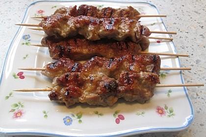 Honig-Fleisch-Fackeln 16
