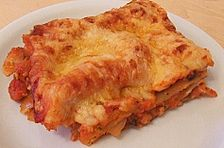 Julies Tomaten - Pilz - Lasagne